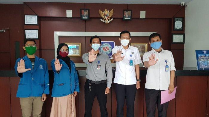 Fokus Perangi Narkoba, BNN Provinsi Kalimantan Barat Sambangi Kampus UBSI Pontianak Terkait P4GN