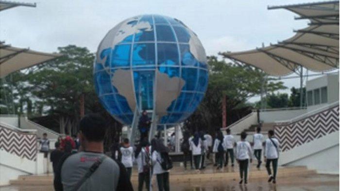 Ratusan Siswa SMA Muhammadiyah 1 Kunjungi Tempat-tempat Bersejarah di Pontianak