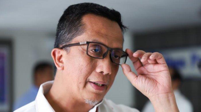 FOTO: GM PLN UIW Kalimantan Barat, Agung Murdufi saat Berkunjung ke Kantor Tribun Pontianak - kunjungan-pln4.jpg