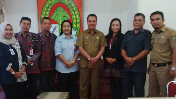 Komisi Informasi Kalbar Jalin Kerjasama Dengan Diskominfo Ketapang