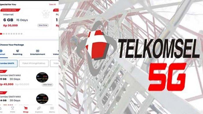 Paket Kuota Internet Murah Telkomsel Terbaru 2021, Kuota Besar dan Bonus Nelpon di Masa Pandemi