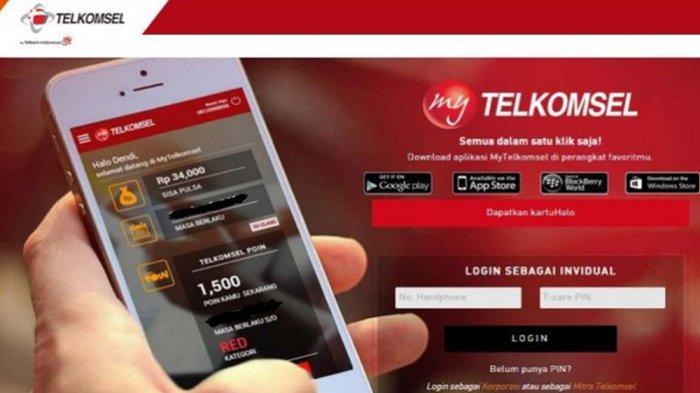 Buruan Aktivasi Kuota Internet Murah Telkomsel 10 Gb Rp10 Cara Aktifkan Kuota Belajar Telkomsel Tribun Pontianak