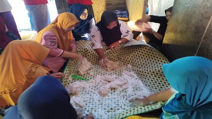 Yayasan Palung Tingkatkan Potensi Desa, Berbagai Produk Sudah Dipasarkan