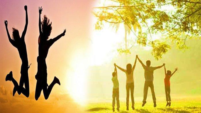 Kurang 1 Menit, Tes Sederhana Ini Bisa Membuat Anda Hidup Lebih Bahagia