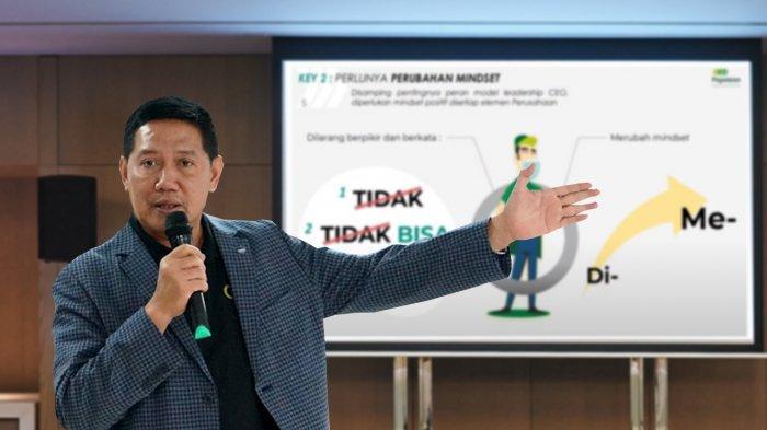 Berhasil Memacu Inovasi Digital, Direktur Utama Pegadaian Raih Best CEO 2020