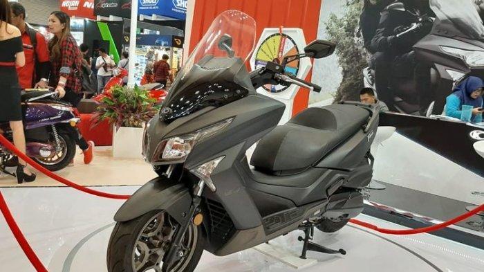 SKUTIK Bongsor Baru Kymco Ini Calon Lawan Honda Forza & Yamaha XMAX | Cek Harga dan Spesifikasinya