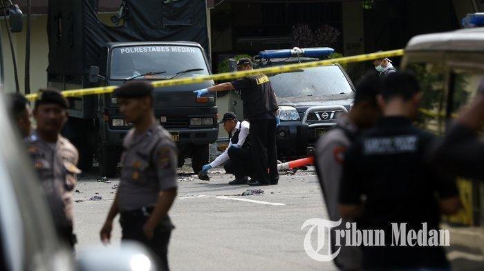 Kapolda Agus Andrianto: Bom Bunuh Diri di Mapolrestabes Medan Drencanakan dengan Matang