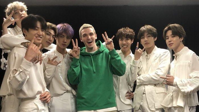 Lagu 'Make It Right' BTS feat Lauv Versi Remix Rajai Tangga Lagu iTunes di Seluruh Dunia