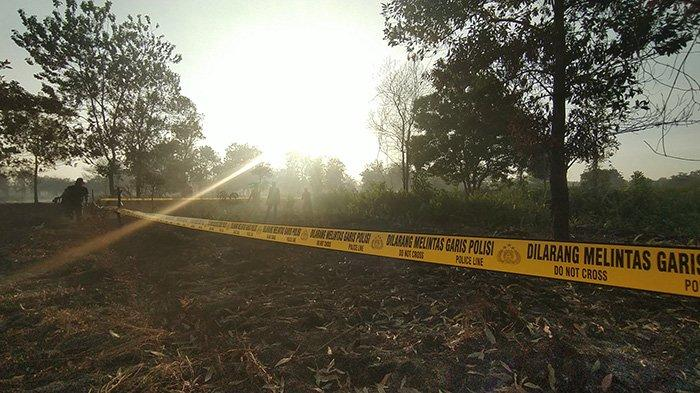 Buka Lahan untuk Tanam Cabai Sebabkan Kebakaran Lahan, SB di Amankan Ditreskrimsus Polda Kalbar