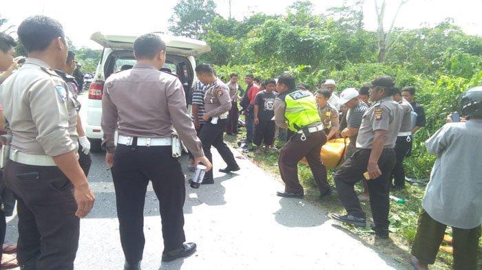 IDENTITAS Korban Kecelakaan Maut Ambulans di Sintang, Asal Muara Enim Komplek Ponpes Daiyaus Salaf