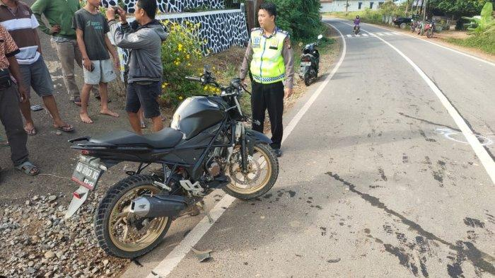 Kronologi Kecelakaan yang Libatkan Dua Pengendara Sepeda Motor di Sekadau