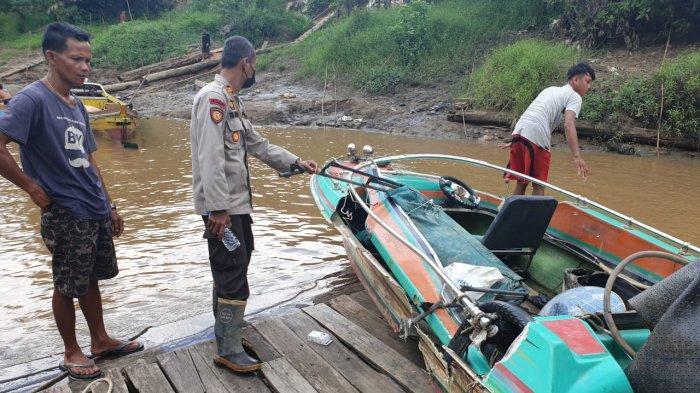 2 Hari Hilang Tenggelam, Korban Tabrakan Speed Boat Vs Klotok di Melawi Ditemukan Meninggal Dunia