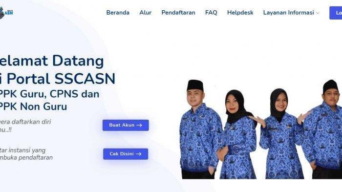 Jam Berapa Pengumuman Hasil Seleksi Administrasi CPNS 2021 dan PPPK? Cek https://sscasn.bkn.go.id/