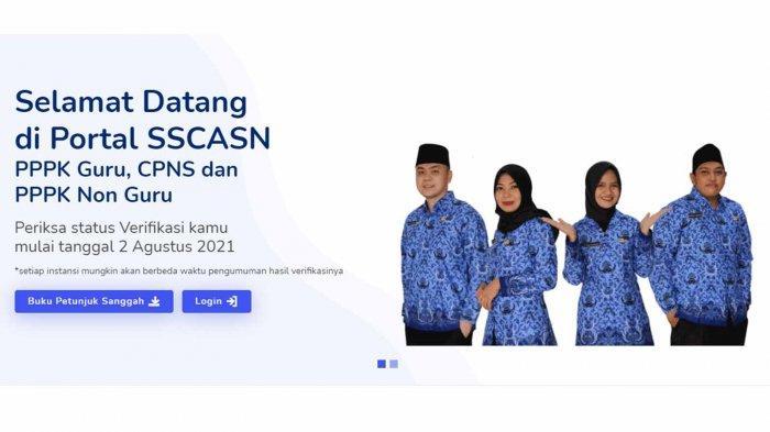 Hasil Seleksi Administrasi CPNS BKN 2021 Sudah Bisa Cek di sscasn.bkn.go.id Login 2021