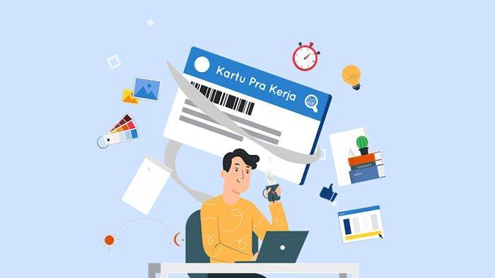 Prakerja.go.id Daftar Kartu Prakerja 2021 Cek Syarat Lengkap Cara Daftar Kartu Prakerja