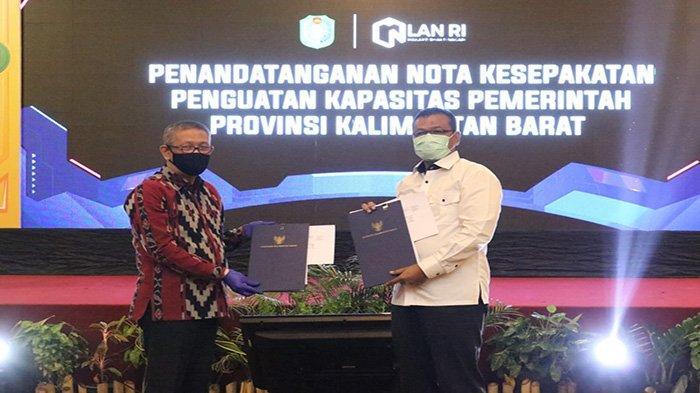 Kepala LAN RI Harap Pemprov Kalbar Bisa Jadi Percontohan Inovasi Tingkat Provinsi