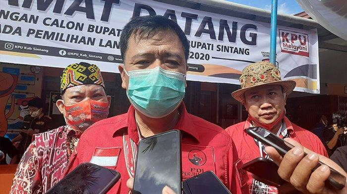 Berikut Penjelasan Lasarus Terkait PAW Empat Anggota DPRD Provinsi Kalbar dari PDI Perjuangan