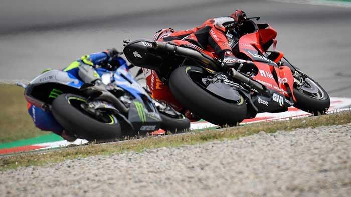 KLASEMEN MotoGP 2021 Terbaru - Cek Hasil MotoGP Jerman 2021 Malam Ini Minggu 13 Juni Live Trans7