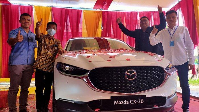 Hadir Kembali di Kalbar dan Launching Produk Baru,Mazda Siap Beri Pelayanan Terbaik pada Konsumen