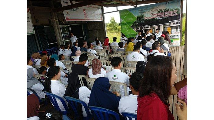 PT. Mitra Purrei Abadi Launching Tahap Kedua Perumahan Purrei Residence