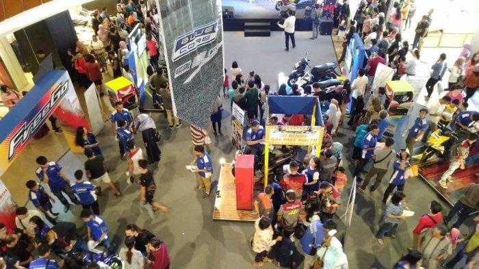 Ardiyanto Senang Masyarakat Antusias Hadiri Launching Yamaha FreeGo