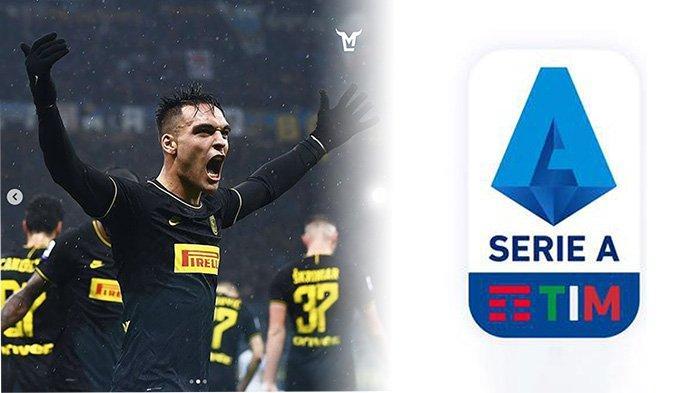 SEDANG LIVE, Link Streaming Lecce vs Inter Liga Italia, Conte Pasang Lukaku dan Martinez