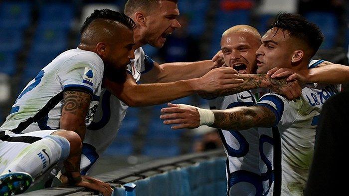 Jadwal Liga Champions Inter Milan vs Sheriff Tiraspol, Simone Inzaghi Wajib Waspadai Sebastien Thill