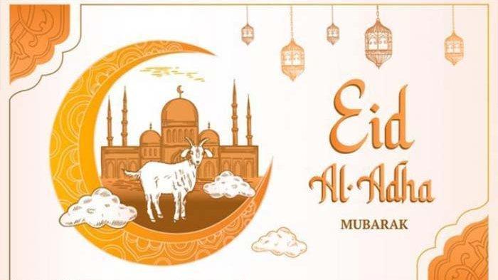 DOWNLOAD Link Twibbon Idul Adha 2021 Gratis, Lengkap Tuntutan Shalat Hari Raya