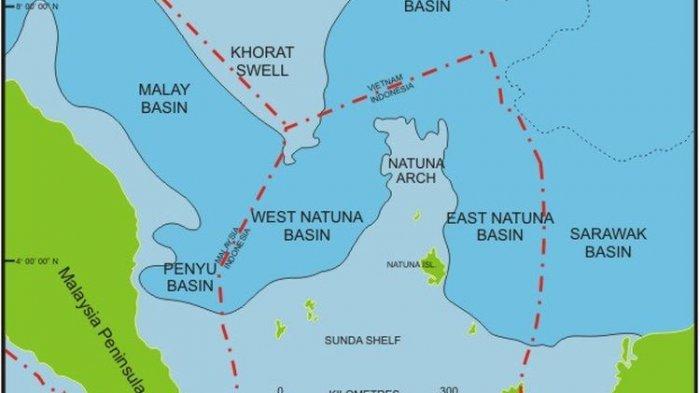 Lebih Dekat dengan Malaysia Secara geografis, Kenapa Natuna Masuk Teritori Indonesia? Ini Sejarahnya