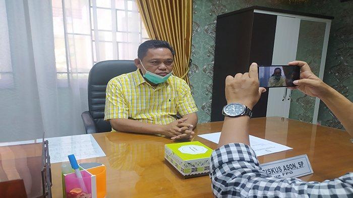 Fransiskus Ason Ungkap Pembangunan Jalan Provinsi di Sanggau Capai Puluhan Milyar