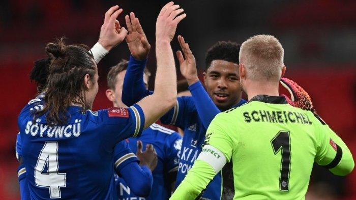 Leicester City Juara Piala FA 2021 Edisi ke-140 Usai Mengalahkan Finalis Liga Champions Chelsea