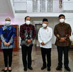 Wapres Apresiasi Usulan Lemhannas Solusi Komprehensif Masalah Papua