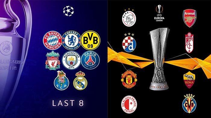 Liga Europa 2021 Live SCTV Malam Ini Manchester United, As ...