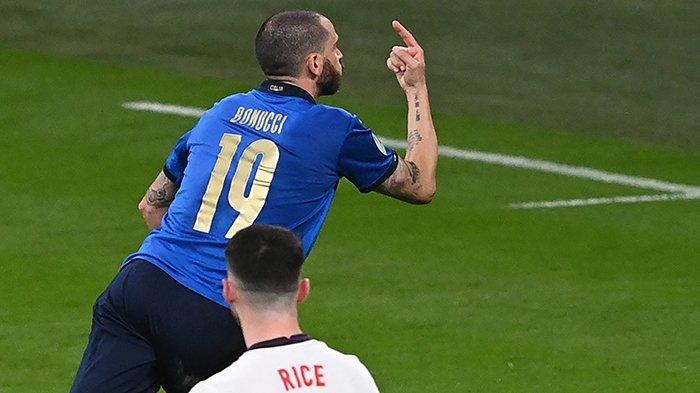 HASIL FINAL Euro 2021 Italia vs Inggris Tadi Malam Update Skor Akhir di Link Piala Eropa Sekarang