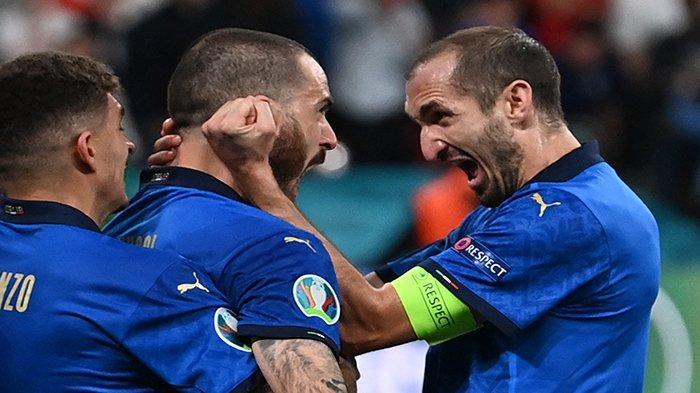 HASIl AKHIR Italia vs Inggris Final Euro 2021 Update di Link Live Score Piala Eropa Sekarang