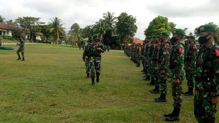 Kodim Kerahkan 300 Personel Amankan Pilkada di Sintang dan Melawi