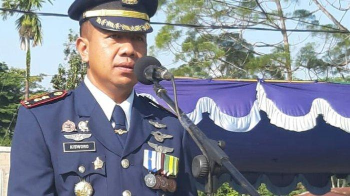 Pangkalan TNI AU Harry Hadisoemantri Peringati Hari Bakti ke-72 TNI Angkatan Udara 2019