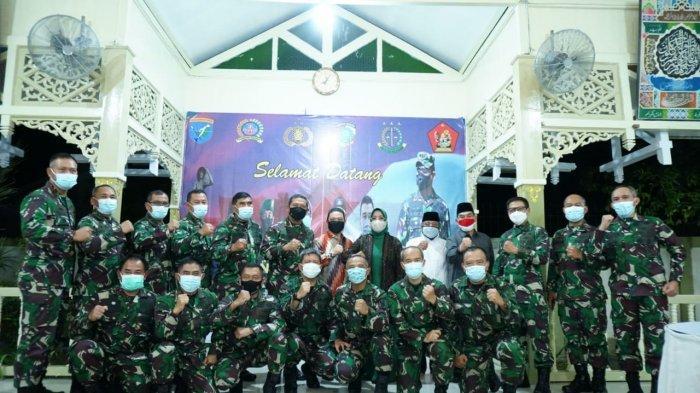 Wagub Ria Norsan Harapkan Keberkahan Dari Kehadiran 15 Jendral di Mempawah