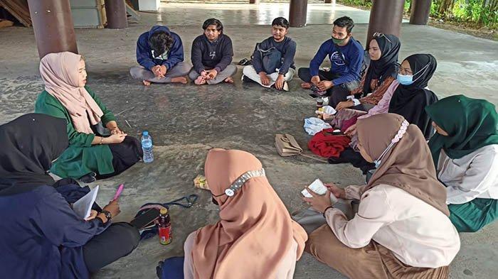 HMI Komisariat Syariah Pontianak Sukses Gelar Diskusi 'Opini Gender di Kalangan Masyarakat'