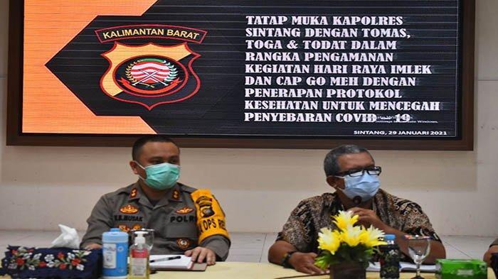 Masih Pandemi COVID 19, Pemkab Sintang Imbau Tak Ada Perayaan Saat Imlek dan Cap Go Meh