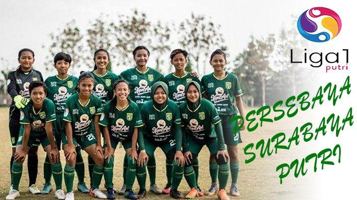 Liga 1 Putri 2019, Kemenangan Pertama Persebaya   Butuh Sembilan Laga, Kandaskan Arema FC di Derby