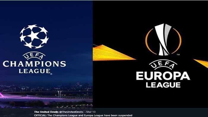 JADWAL Liga Champions dan Liga Eropa 2021 Live SCTV Leg Pertama Babak Perempat Final