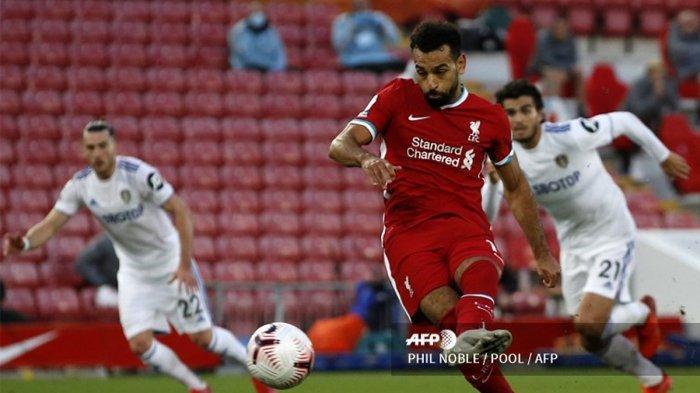 HASIL AKHIR Liverpool vs Newcastle - Drama Bantuan VAR, The Reds Gagal Salip Chelsea di Klasemen