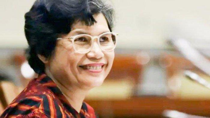 SEPAK TERJANG Lili Siregar Wanita Berdarah Batak di Pimpinan KPK, Kekayaannya Paling Kecil