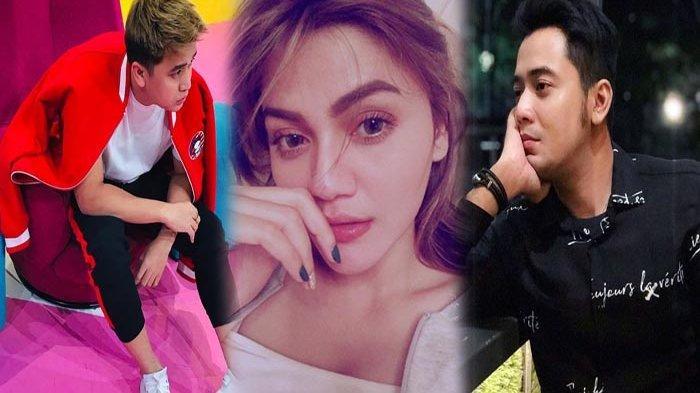 Lingerie Jadi Bukti Perselingkuhan Billy Syahputra & Hilda Vitria, Kriss Hatta Menangis!