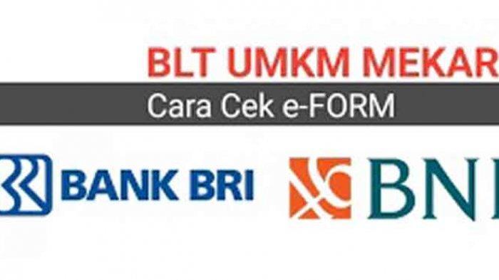 Link BLT UMKM Online PNM Mekar BNI Login https://banpresbpum.id Cek Nama Penerima PNM Mekar 2021