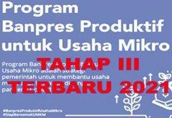 Link BPUM Tahap 3 Login www.depkop.go.id Daftar Banpres UMKM 2021 Klik eform.bri.co.id/bpum