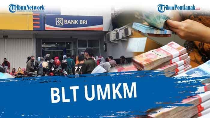 Link Cek Nama Penerima BLT 1,2 Juta Login banpresbpum.id E-from BRI UMKM