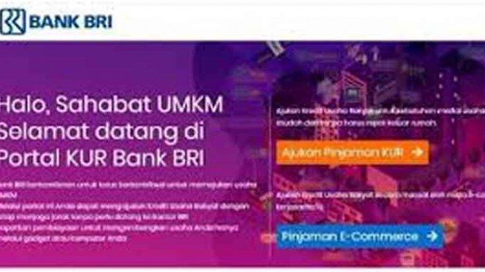 Link Cek Status Pengajuan Pinjaman KUR BRI Login https://pinjaman.bri.co.id/pengajuan/form/tracking