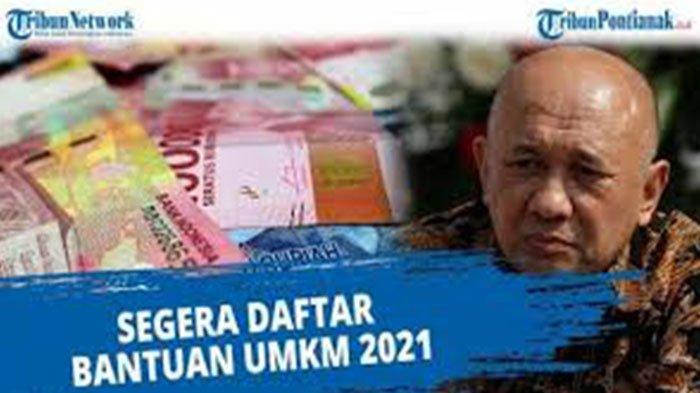 Link Daftar Online UMKM 2021 www.depkop.go.id Daftar UMKM ...